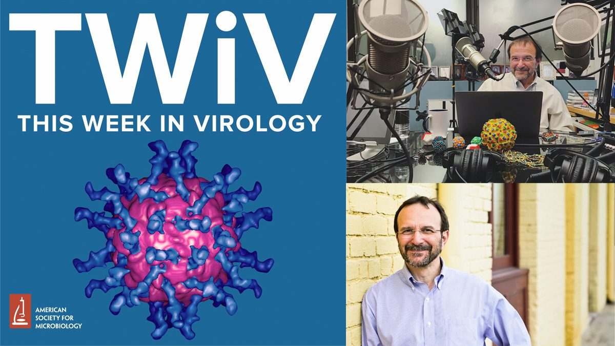 This Week in Virology with Vincent Racaniello